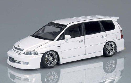 1/24 VIPアメリカン No.08 ギャルソン ジェレイド オデッセイ (RA6型/2001年式)