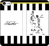 iPhone/Xperia/Galaxy/他機種選択可:サッカー/グラフィティ手帳ケース(デザイン:ユベントス/7番_10番_02) 05 iPhone7