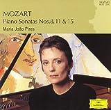 モーツァルト:ピアノ・ソナタ第8番&第11番&第15番 画像