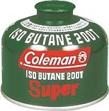 Colemanその他 純正イソブタンガス燃料(Tタイプ) 230g 5103A200Tの画像