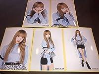 チェ イェナ CHOI YE NA アイズワン IZ*ONE JAPAN 1st Fan Meeting 5/2 日本武道館 生写真 ランダム 5種コンプ 最新