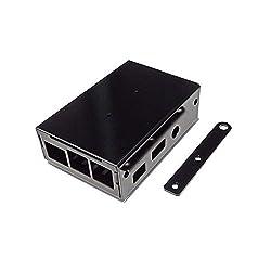 長尾製作所 Raspberry Pi 3B / 2B 用ハイブリッドケース 日本生産 N-RBP3B-CS01