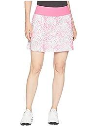 [PUMA(プーマ)] レディースセータージャンプスーツ PWRSHAPE Floral Knit Skirt Carmine Rose L