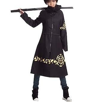 ワンピース トラファルガー・ロー 風 衣装 コスチューム 男女共用 Lサイズ