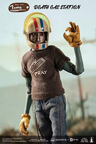 【Tbmodel】Damtoys x Coal Dog 1/12 アクションフィギュア Iron Head Tony デスガソリンステーションシリーズ PES020