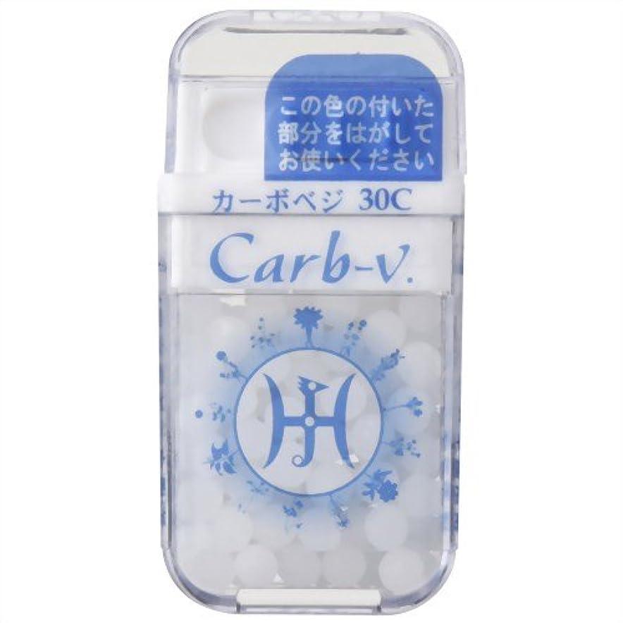 平凡アシストりんごホメオパシージャパンレメディー Carb-v.  カーボベジ 30C (大ビン)