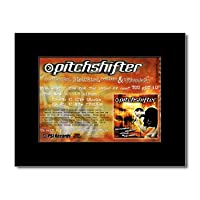 PITCHSHIFTER - Bootlegged Distorted Remixed & Uploaded Mini Poster - 21x13.5cm