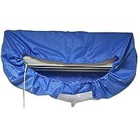 家庭用 エアコン 洗浄 シート カバー 排水 クリーニング 壁掛け 2mホース・補助ブラシ付き (2m)