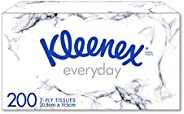 Kleenex Everyday Facial Tissues 200 Sheets