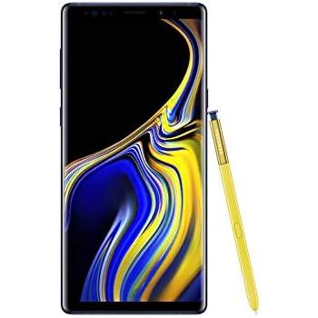 Samsung Galaxy Note 9 (N960FD) 6GB / 128GB 6.4インチLTEデュアルSIM SIMフリー [並行輸入品] (Ocean Blue/オーシャンブルー)