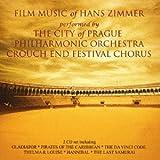 ハンス・ジマー・コレクション〈2枚組〉 (The Essential Hans Zimmer Film Music Collection)
