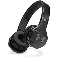 JBL UA SPORT WIRELESS TRAIN Bluetoothヘッドホン IPX4防水/アンダーアーマー ブラック UAONEARBTBLK 【国内正規品/メーカー1年保証付き】