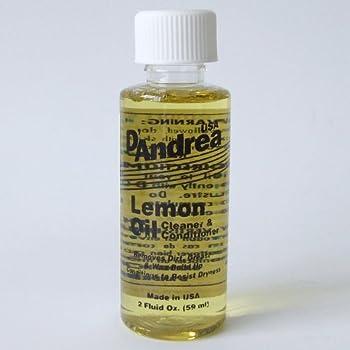 D'Andrea DAL2 Lemon Oil レモンオイル