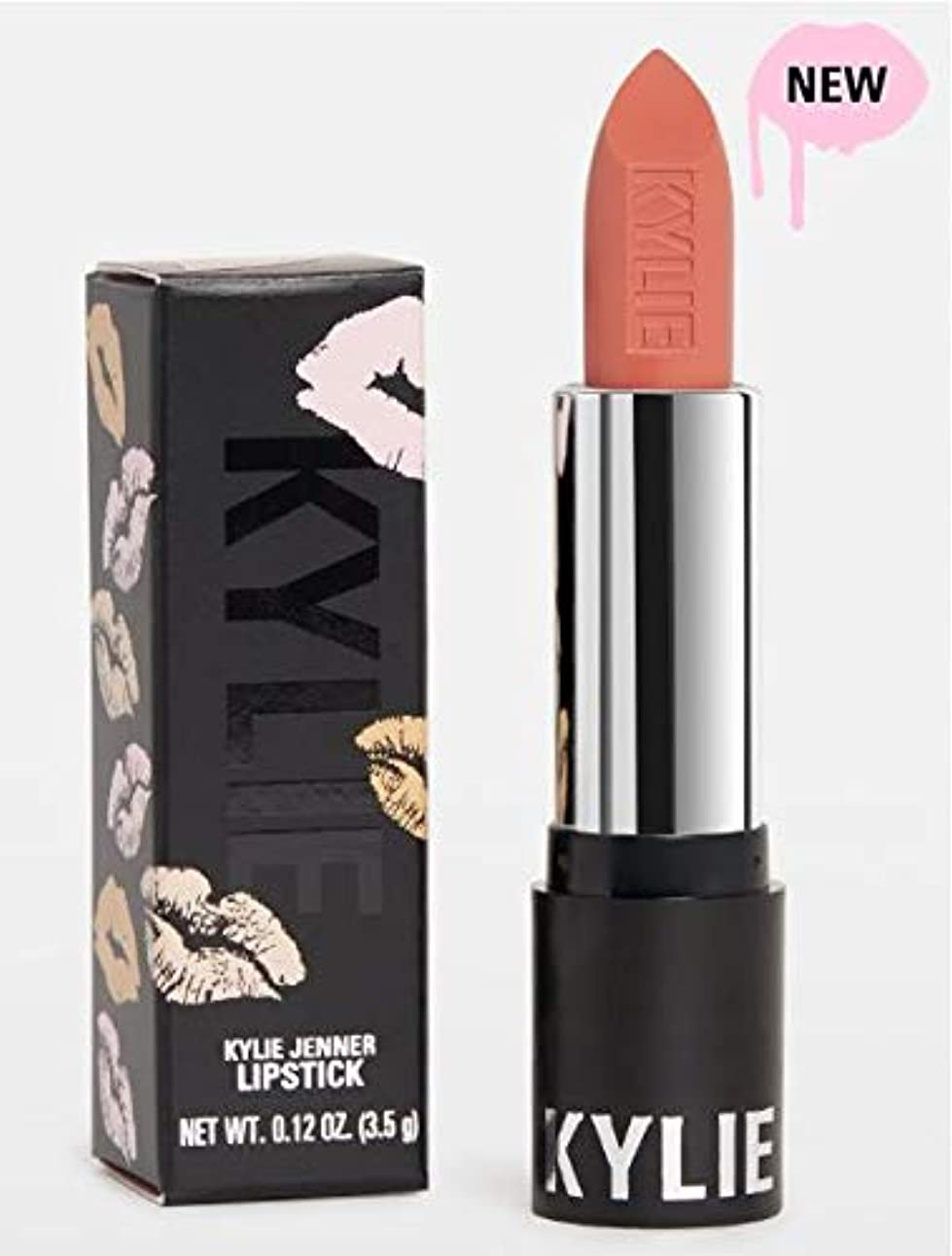 雪の順応性のある円周Kylie Cosmetics カイリーコスメティックス Matte Lipstick サマーコレクション マットリップ (MIAMI)