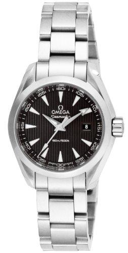 [オメガ]OMEGA 腕時計 シーマスターアクアテラ グレー...