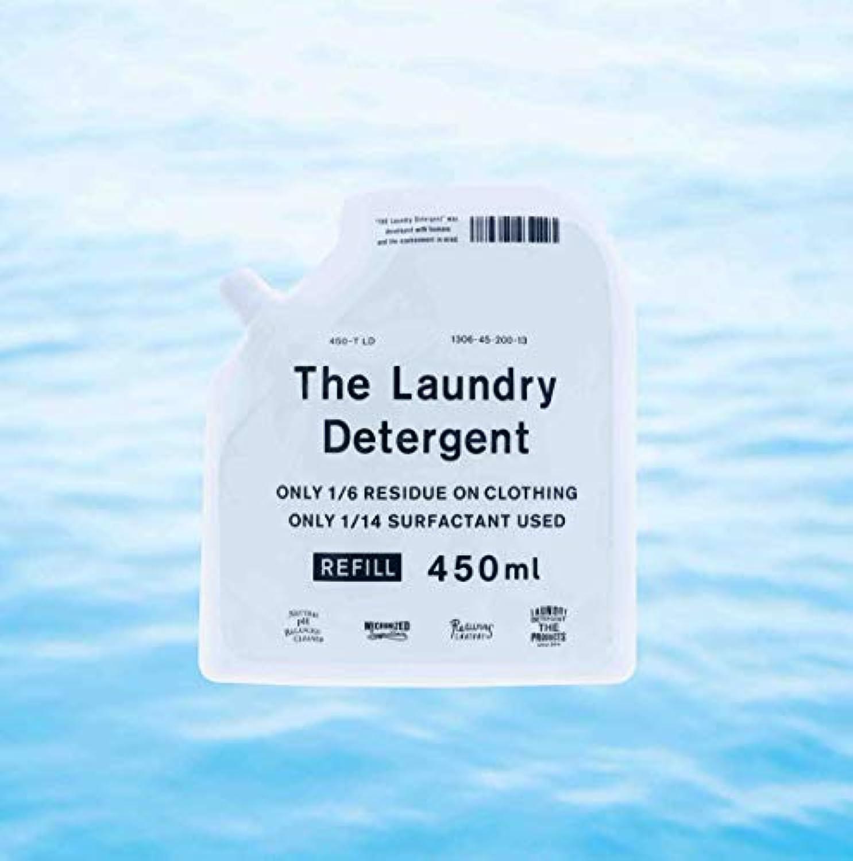 THE 洗濯洗剤 詰替用 450ml
