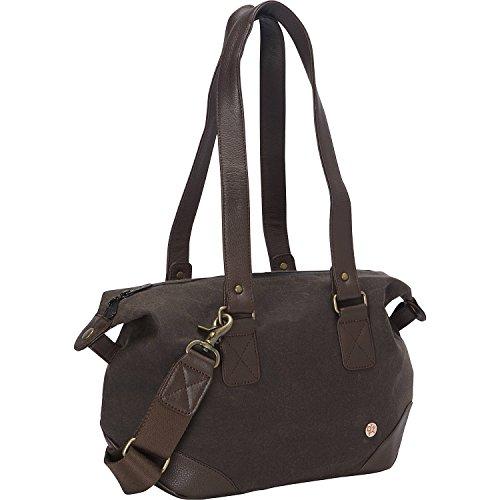 トーケン バッグ スーツケース Lafayette Waxed Duffle Bag Dark Brown [並行輸入品]
