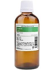 ease アロマオイル レモン 100ml AEAJ認定精油 エッセンシャルオイル
