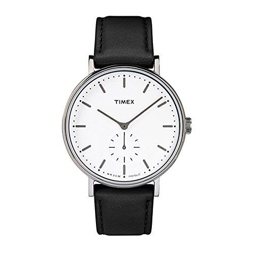 TIMEX タイメックス timex FAIRFIELD フェアフィールド TW2R38000 腕時計 [正規輸入品] (1.ホワイト) グレンチェック
