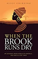 When the Brook Runs Dry: My Journey From Africa to America... and Back a Few Times