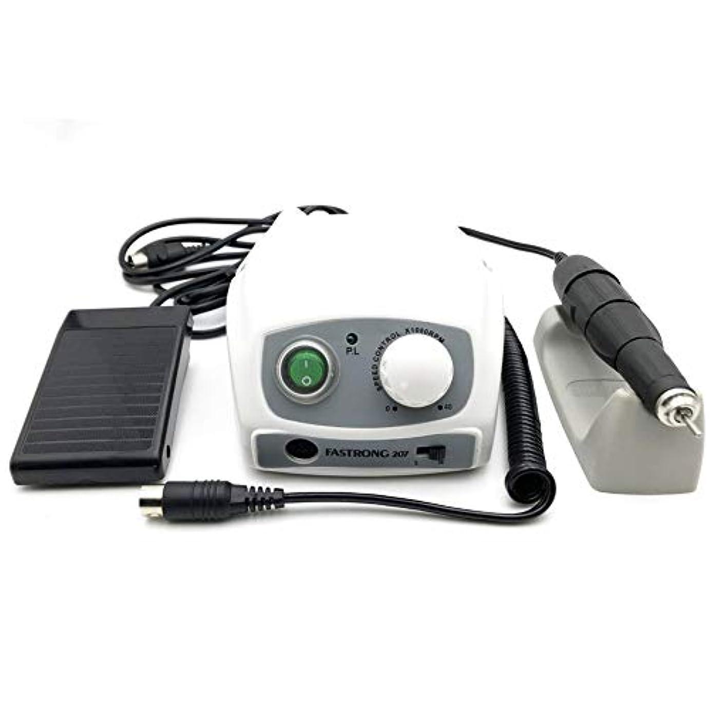 メイエラシェーバー解き明かす電気マニキュアドリルセット40000RPMコントロールボックス210 102 Lマニキュアデバイス用マイクロモーターハンドピース