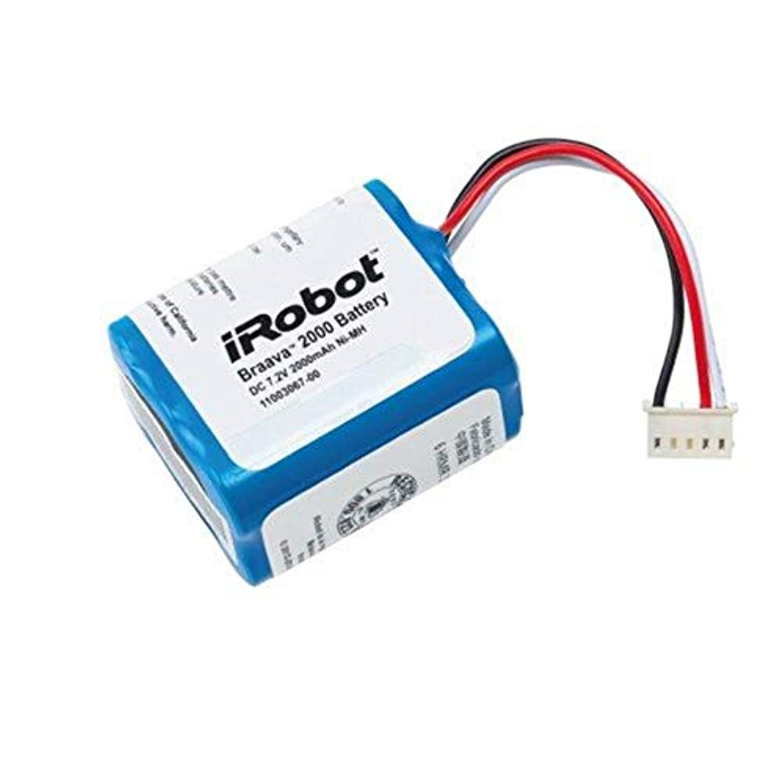 iRobot ロボット掃除機用 交換バッテリー Braava(ブラーバ) 4449273 正規品