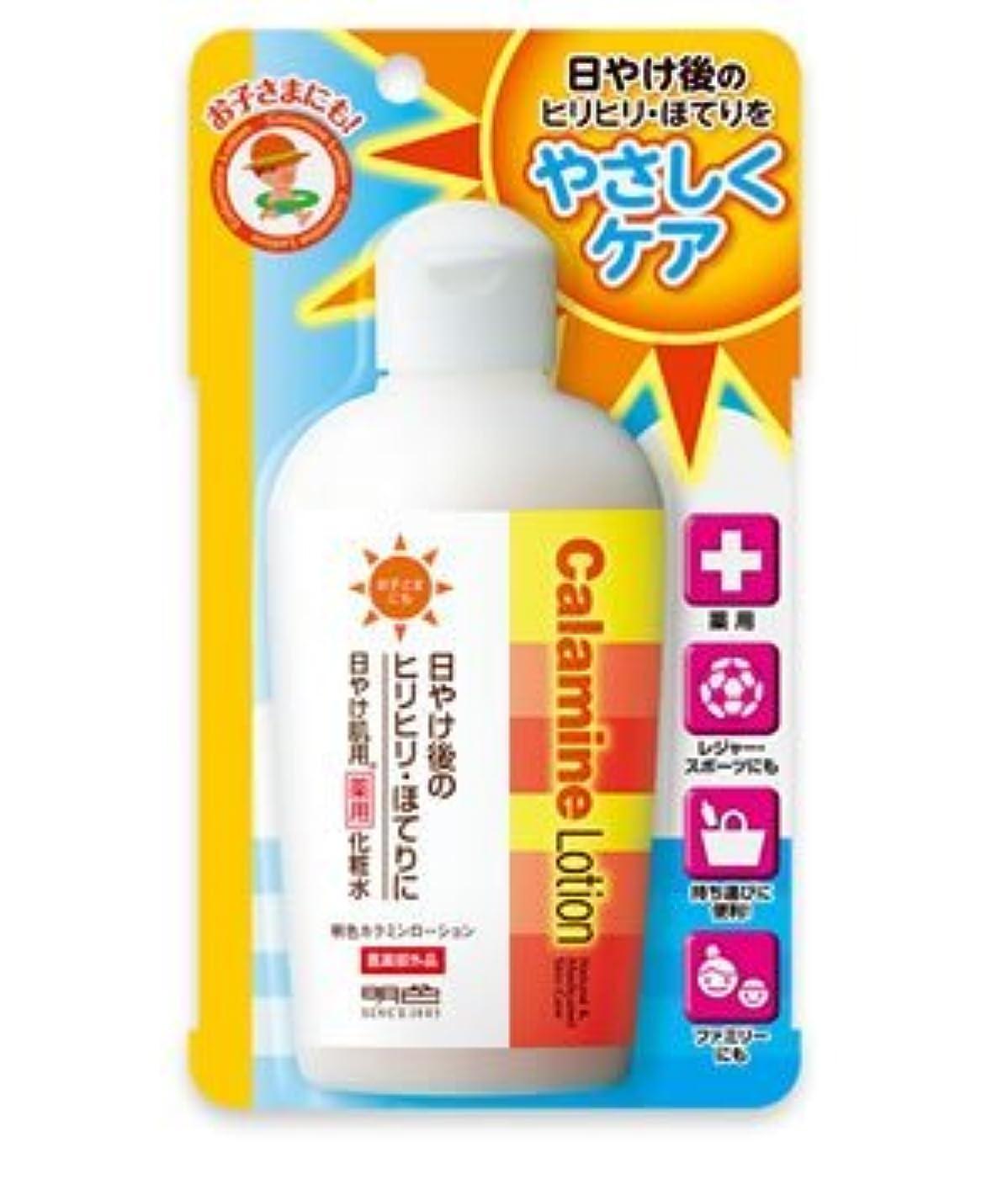 調整防水芸術(明色)カラミンローション155ml(医薬部外品)(お買い得3本セット)