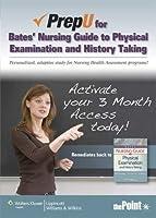 PrepU for Hogan-Quigley's Bates' Nursing Guide to Physical Examination and History Taking [並行輸入品]