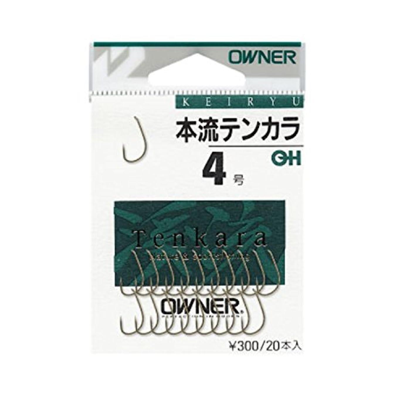 自殺が欲しい枕OWNER(オーナー) OH 本流テンカラ 6号