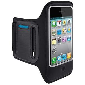 BELKIN iPhone 4G 専用 アームバンドケース デュアルフィットアームバンド ブラック F8Z610qe