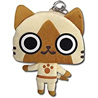 Airou from The Monster Hunter 7インチ コインパース - Airou