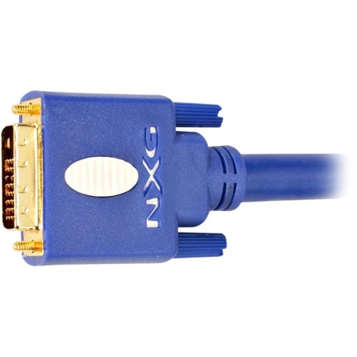 小屋スツールチロNXG Technology nx-0404d DVI - Dケーブル