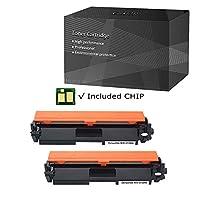 CliXian 2パックセット (ブラック) 互換レーザートナーカートリッジ HP CF294A 94A用 HP Laserjet Pro M118 M118dw Laserjet Pro MFP M148 M148fw M148fdw 149fdwプリンター用