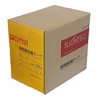 スリオンテック 紙両面テープNo5475 30mm幅×20M巻 1ケース (60巻入り)