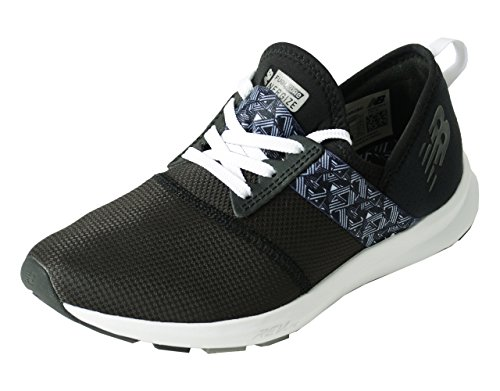 new balance Fuel Core NERGIZE WXNRGBG 軽量 コンパクト スニーカー(23.5cm / black)