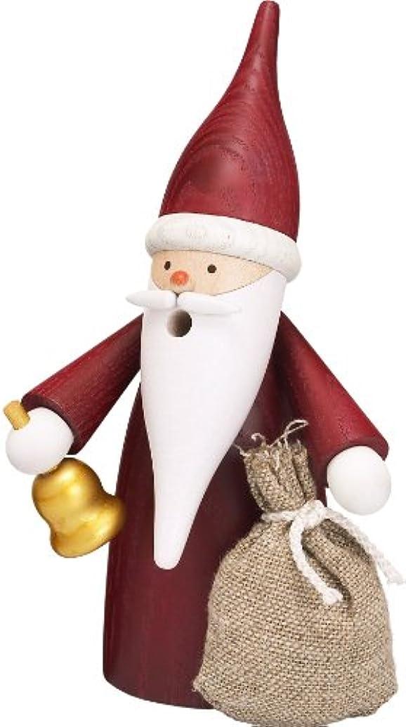 控えめな剥ぎ取る袋煙ることは新しい煙る人の元の エルツ山地 のクリスマスの小びと 12315 を計算します