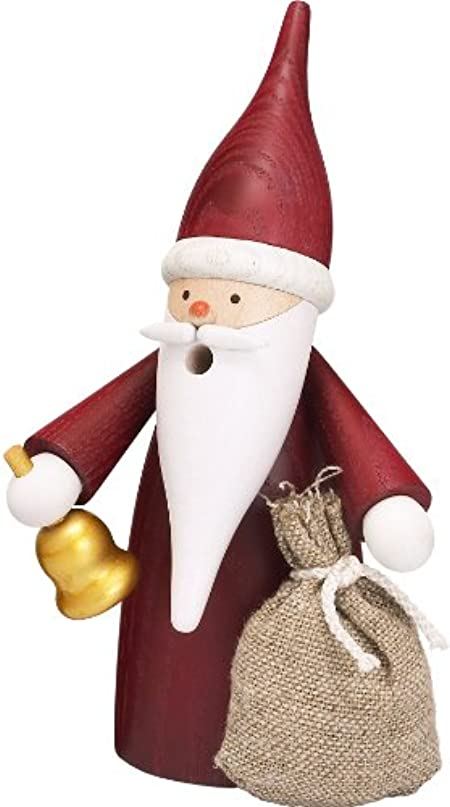 困惑万歳おじさん煙ることは新しい煙る人の元の エルツ山地 のクリスマスの小びと 12315 を計算します