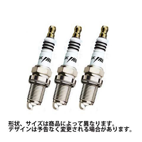 イリジウムIXプラグ ミラ L250S L260S L250V L260V エンジン EF-SE 用 BKR6EIX-11 3本セット 日本特殊陶業 NGK エヌジーケー
