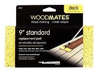 """Woodmates標準交換用パッド9"""""""