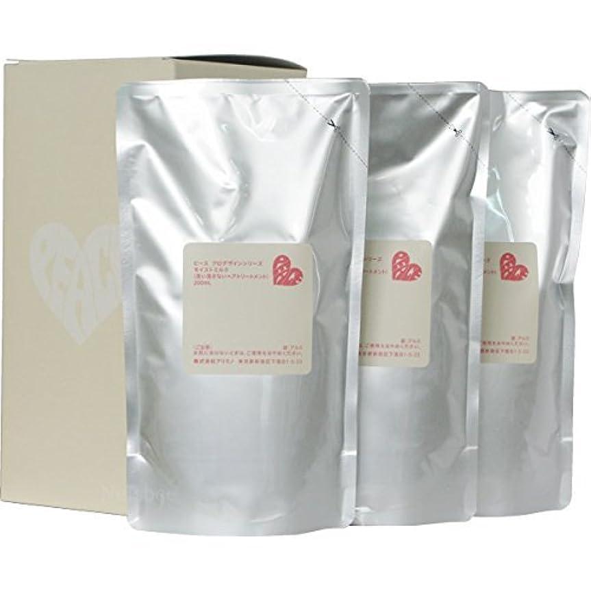 書道誰こっそりピース プロデザインシリーズ モイストミルク バニラ リフィル 200ml×3