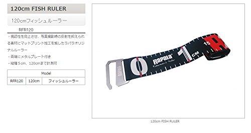 ラパラ 120cm フィッシュルーラー RFR120