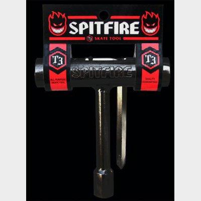 スピットファイア ( SPITFIRE ) T3 SKATE TOOL スケートボード スケート ツール レンチ インチ ドライバー メンテナンス 調整 工具 組み立て