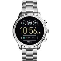 [フォッシル]FOSSIL【新品】腕時計 Q EXPLORIST タッチスクリーンスマートウォッチ ジェネレーション3 FTW4000 シルバー メンズ [並行輸入品]