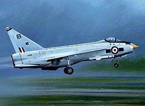 1/72 BAC ライトニング F.1A F.2