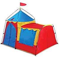 Giga The Knights Tower Kids Play Tent (5 x4-Feet x 50-Inch(H)) [並行輸入品]