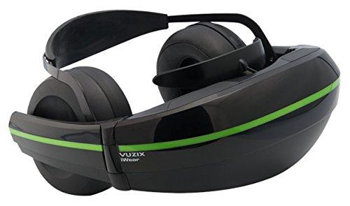 VUZIX iWearビデオヘッドフォン Video Hea...