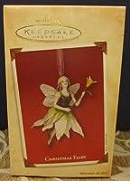 keepsake ornament christmas fairy