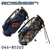 ROSASEN ロサーセン 2017年 ゴルフ スタンド キャディバッグ 046-85205 (98:ネイビー)