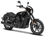 マイスト Maisto 1/12 ハーレー ダビッドソン Harley Davidson 2015 ブラック Black Street 750 オートバイ Motorcycle バイク Bike Model [並行輸入品]