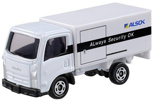 タカラトミー トミカ 034 ALSOK 現金輸送車